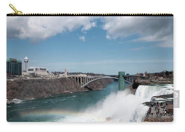 Niagara Falls New York Carry-all Pouch