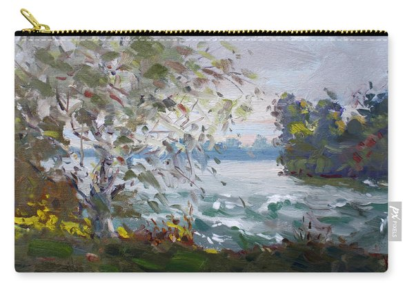Niagara Falls Park Rapids Carry-all Pouch