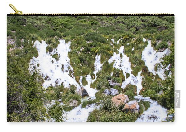 Niagra Springs Idaho Journey Landscape Photography By Kaylyn Franks  Carry-all Pouch