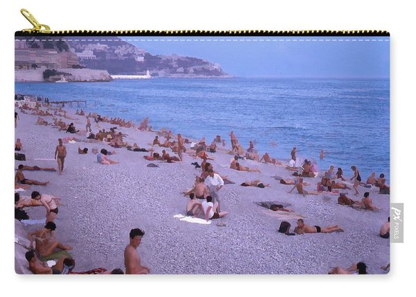 Nice, France Carry-all Pouch