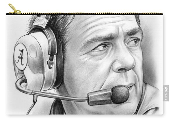 Nick Saban Carry-all Pouch