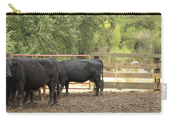Nick Shipping Cattle Carry-all Pouch