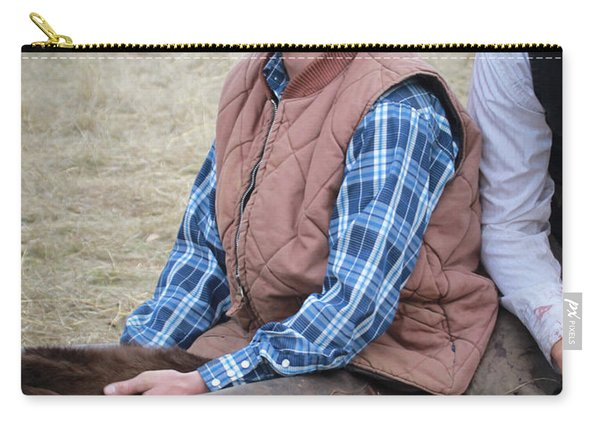 Nick Workin Carry-all Pouch