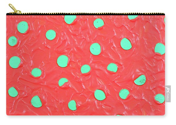 Nickels And Dimes Carry-all Pouch
