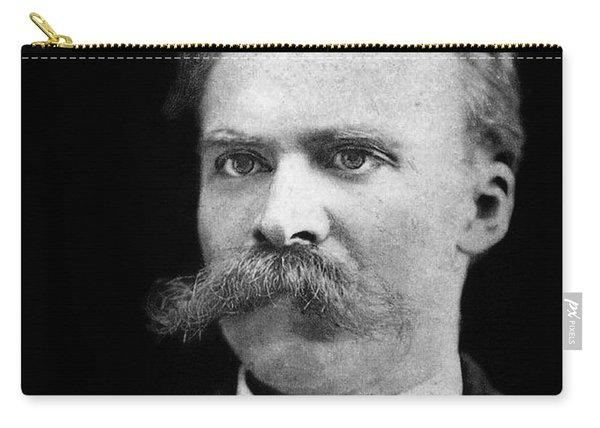 Nietzsche Carry-all Pouch