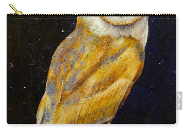 Night Eyes Carry-all Pouch