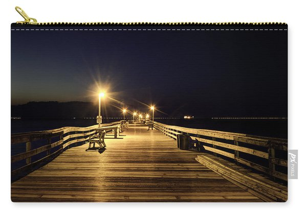 Night Fishin' Carry-all Pouch