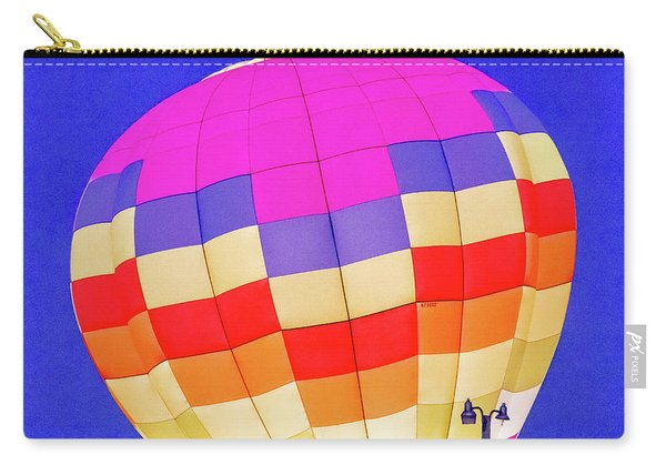 Night Glow At The Hot Air Balloon Festival Carry-all Pouch