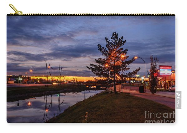 Night Is Approaching Carry-all Pouch