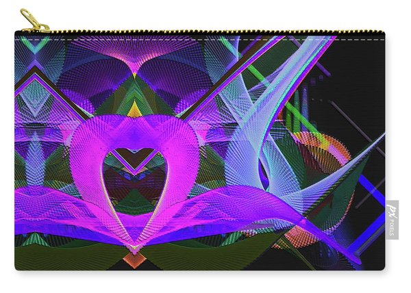 Night Lights Carry-all Pouch