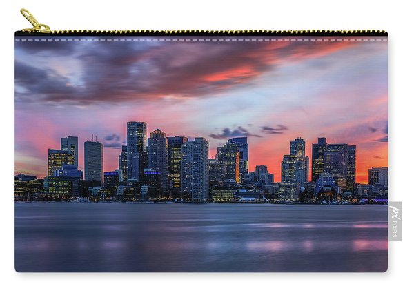 Night On The Town Carry-all Pouch