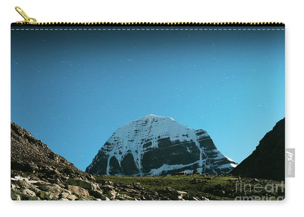 Night Sky Holy Kailas Himalayas Tibet Yantra.lv Carry-all Pouch