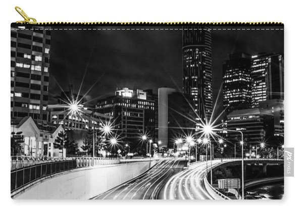 Night Time In The City  Carry-all Pouch