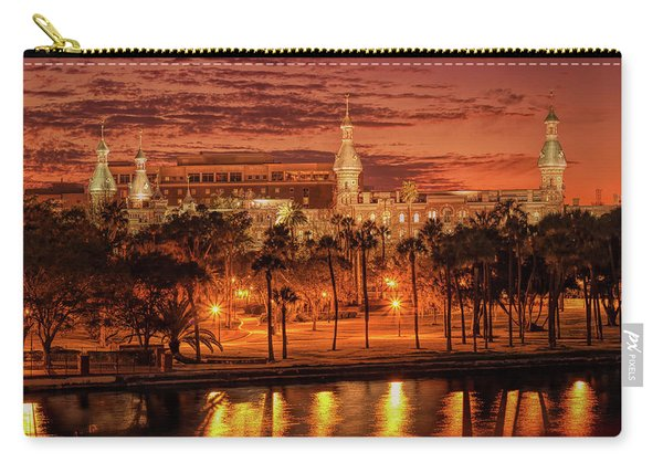 Nightfall In Tampa Carry-all Pouch