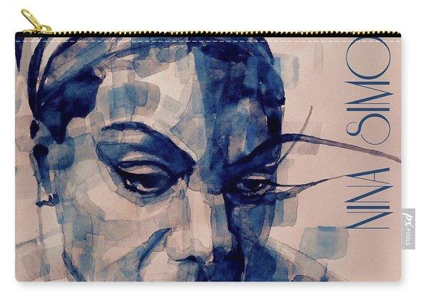 Nina Simone Art  Carry-all Pouch