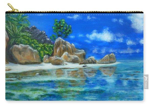Nina's Beach Carry-all Pouch
