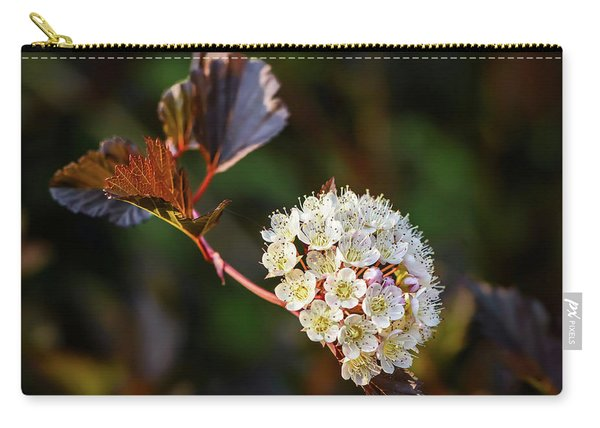 Ninebark Summer Wine Carry-all Pouch