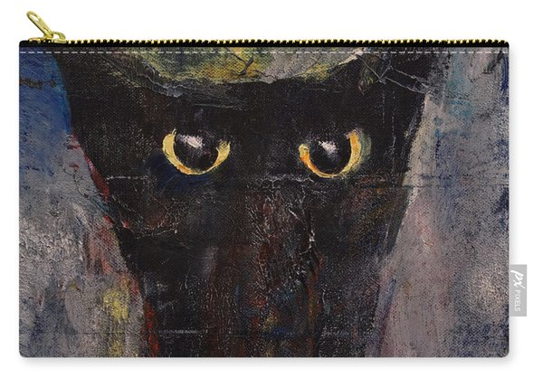 Ninja Cat Carry-all Pouch