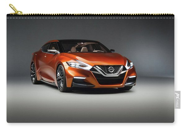 Nissan Sport Sedan Concept Wide Carry-all Pouch