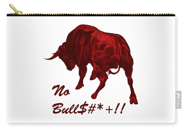 No Bullshit Carry-all Pouch