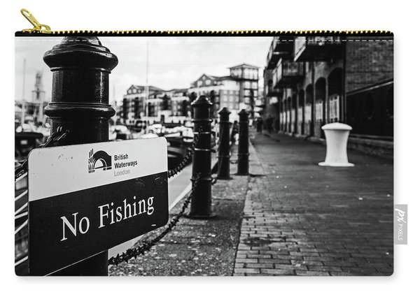 No Fishing Carry-all Pouch