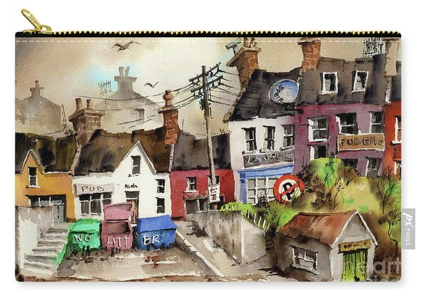 No Litter In Baltimore, Cork ...x117 Carry-all Pouch