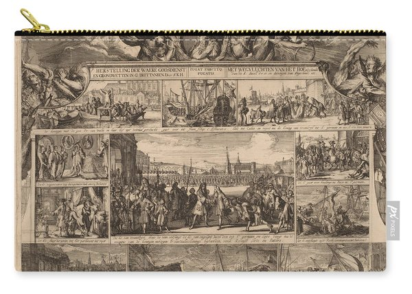 No Monarchy, No Popery Carry-all Pouch