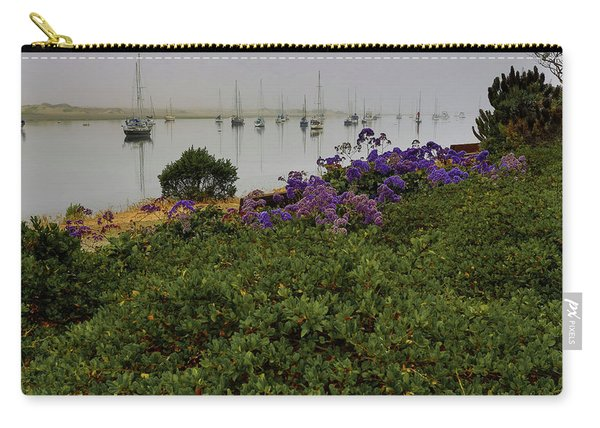 No Wind For Sailing Carry-all Pouch