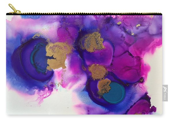 No Words Carry-all Pouch