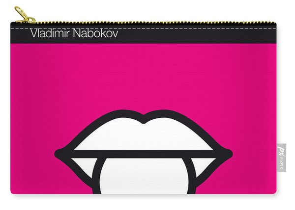No005 My Lolita Book Icon Poster Carry-all Pouch