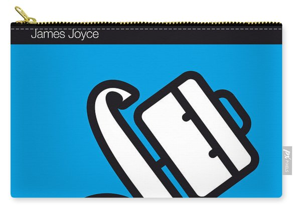 No021-my-ulysses-book-icon-poster Carry-all Pouch