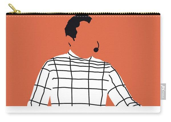 No063 My Kraftwerk Minimal Music Poster Carry-all Pouch