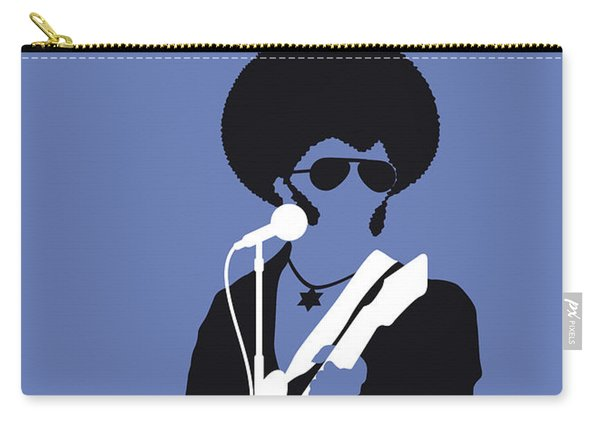 No088 My Sly And The Family Stone Minimal Music Poster Carry-all Pouch