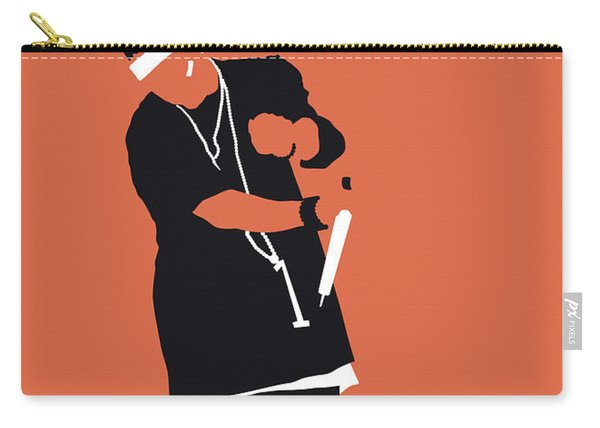 No093 My Nelly Minimal Music Poster Carry-all Pouch