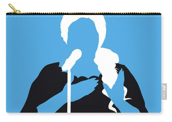 No099 My Adele Minimal Music Poster Carry-all Pouch