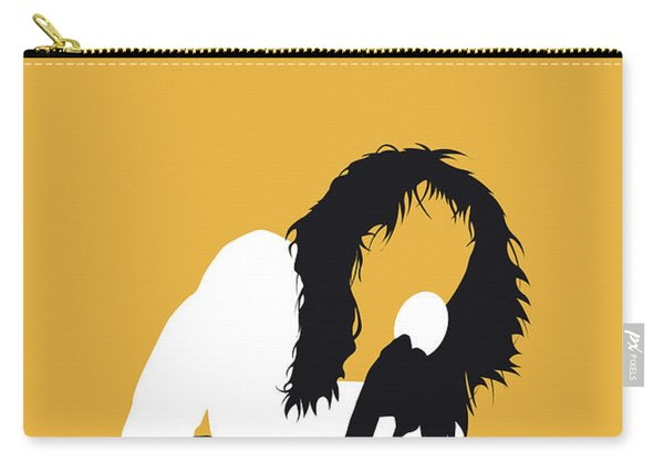 No104 My Kate Bush Minimal Music Poster Carry-all Pouch