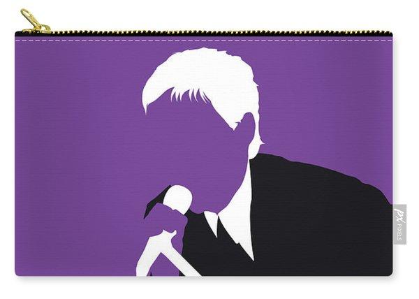 No111 My Eurythmics Minimal Music Poster Carry-all Pouch
