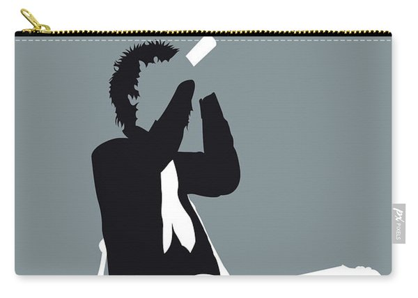 No117 My Green Day Minimal Music Poster Carry-all Pouch