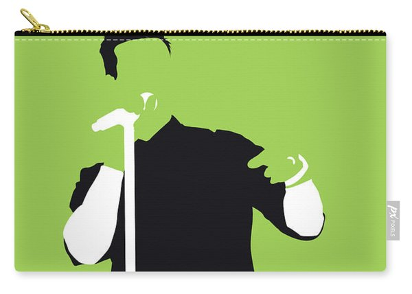 No126 My Maroon 5 Minimal Music Poster Carry-all Pouch