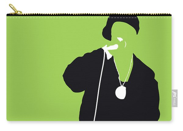 No136 My Ericbandrakim Minimal Music Poster Carry-all Pouch