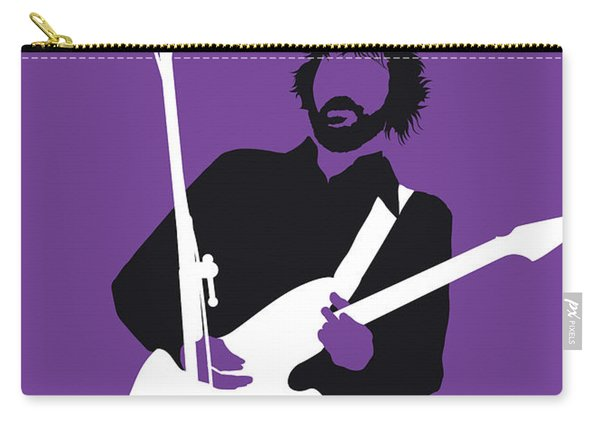 No141 My Eric Clapton Minimal Music Poster Carry-all Pouch