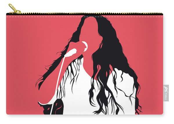 No152 My Alanis Morissette Minimal Music Poster Carry-all Pouch
