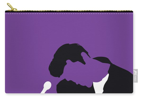 No171 My Chris Isaak Minimal Music Poster Carry-all Pouch
