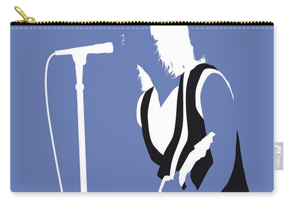 No178 My Tom Petty Minimal Music Poster Carry-all Pouch