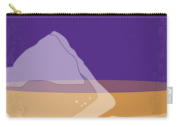 No180 My Leaving Las Vegas Minimal Movie Poster Carry-all Pouch