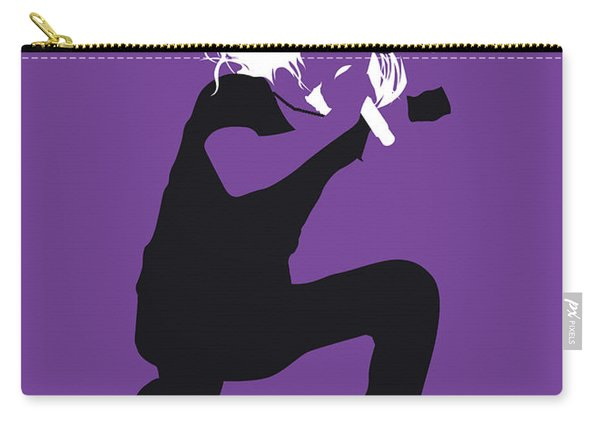 No181 My Kid Rock Minimal Music Poster Carry-all Pouch