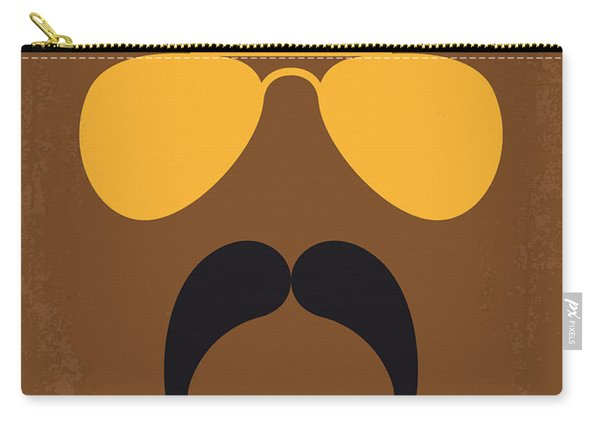 No459 My Super Troopers Minimal Movie Poster Carry-all Pouch