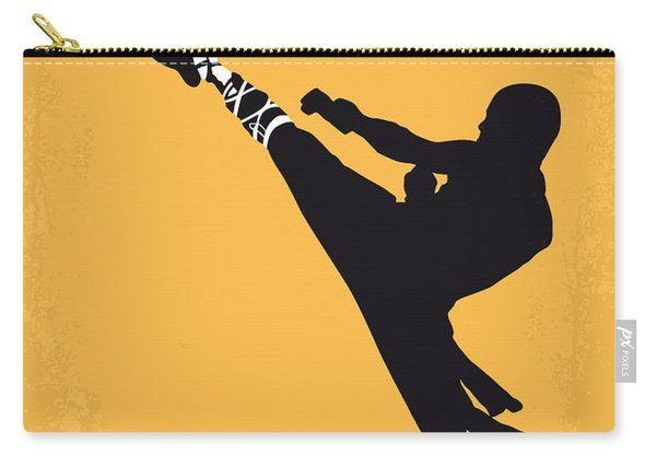 No480 My Shaolin Soccer Minimal Movie Poster Carry-all Pouch