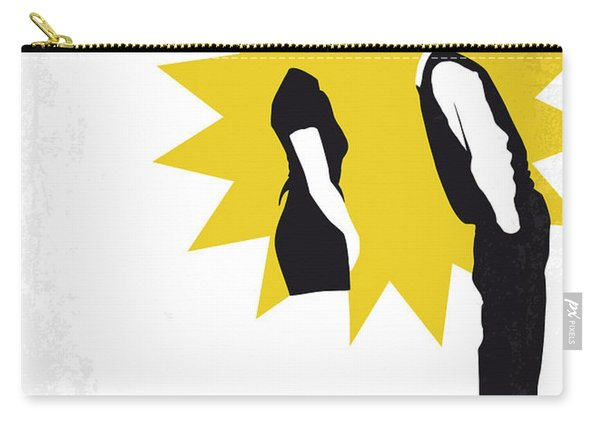 No500 My 500 Days Of Summer Minimal Movie Poster Carry-all Pouch