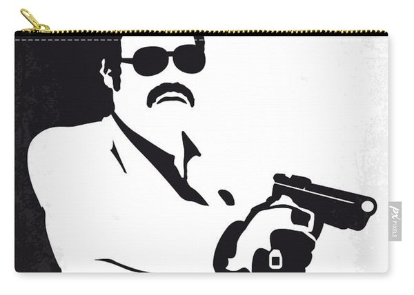 No526 My Medellin Minimal Movie Poster Carry-all Pouch